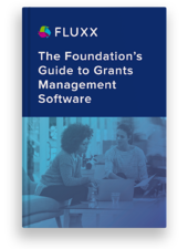 foundation's guide to grants management software