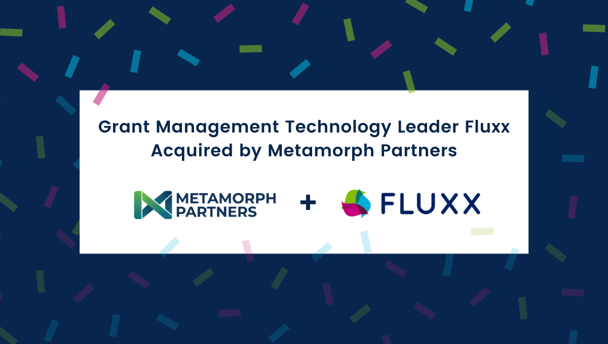 Fluxx   Grants Management   Philanthropy and nonprofit technology news.